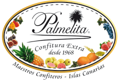 Palmelita Jams, Master Confectioners since 1968 in the Canary Islands Logo
